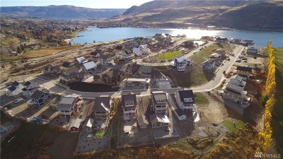 Chelan, Chelan Falls, Entiat, Manson, Brewster, Bridgeport, Orondo Residential Lots & Land For Sale: 1374 Bighorn Wy