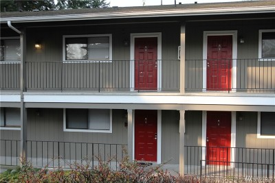 Federal Way Condo/Townhouse For Sale: 2101 SW 318th Place #F-8