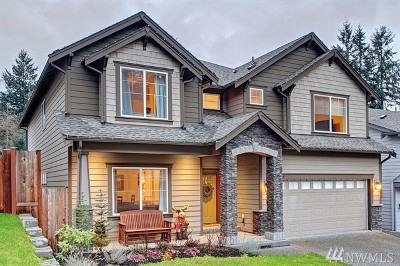 Lynnwood Single Family Home For Sale: 20124 13th Ave W