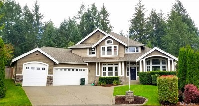 Gig Harbor Single Family Home For Sale: 4303 70th Av Ct NW