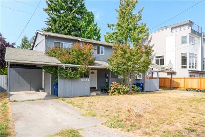 Seattle Multi Family Home For Sale: 9047 Fremont Ave N