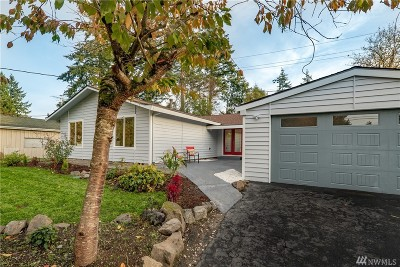Federal Way Single Family Home For Sale: 1153 S 299th Place