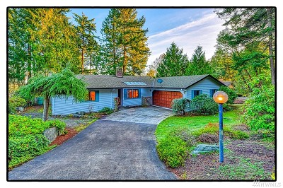 Skagit County Single Family Home Pending Inspection: 262 Quillayute Place