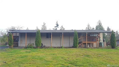 Winlock Single Family Home For Sale: 245 Limmer Rd