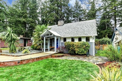 Shoreline Single Family Home For Sale: 20145 7th Ave NE