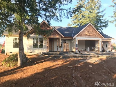 Single Family Home For Sale: Middle Fork Rd