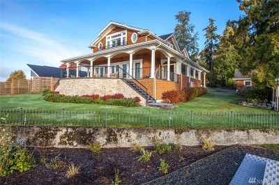 Bellingham Single Family Home For Sale: 1887 Northshore Rd
