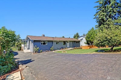 Bothell Single Family Home For Sale: 23918 7th Ave W
