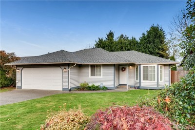 Everett Single Family Home For Sale: 12029 46th Dr SE