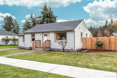 Renton Single Family Home For Sale: 3115 SE 5th St