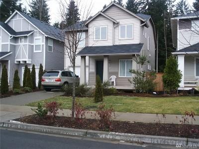 Redmond Single Family Home For Sale: 11031 Elliston Wy NE