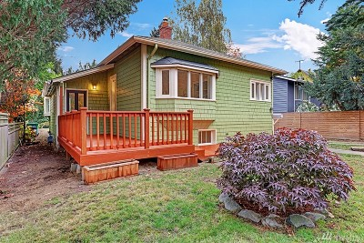 Seattle Single Family Home For Sale: 3035 46th Ave SW