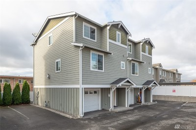 Tacoma Condo/Townhouse For Sale: 7325 6th Ave #A