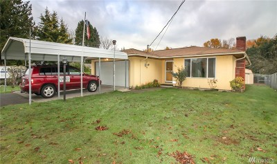 Tacoma Single Family Home For Sale: 7619 A St