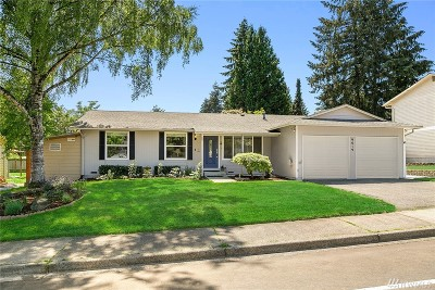 Kirkland Single Family Home For Sale: 9619 NE 128th St