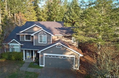 Port Orchard Single Family Home For Sale: 7101 McCormick Woods Dr SW