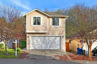 Lynnwood Single Family Home For Sale: 15629 26th Ave W