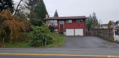 Lynnwood Single Family Home For Sale: 15607 18th Ave Ave W