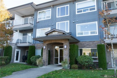 Bellingham WA Condo/Townhouse For Sale: $192,800