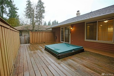 Port Orchard Single Family Home For Sale: 3580 Westminster Dr SE