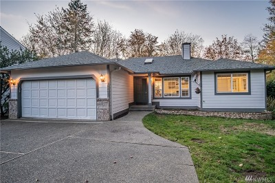 Renton Single Family Home For Sale: 18601 106th Place SE
