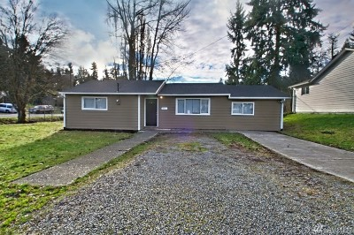 Federal Way Single Family Home For Sale: 811 SW 306th St