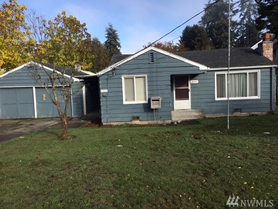 Everett Single Family Home For Sale: 2331 Howard Ave