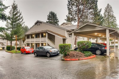Everett Condo/Townhouse For Sale: 215 100th St SW #C208