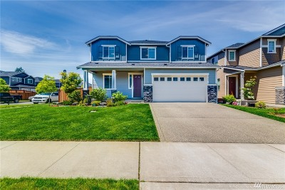 Lacey Single Family Home For Sale: 2143 SE Olivia