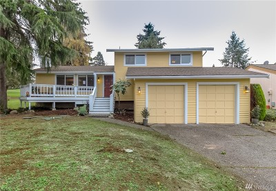 Langley Single Family Home Sold: 2460 Discovery Place