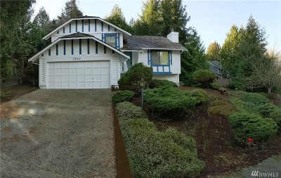 Bellevue Single Family Home For Sale: 3843 166th Ave SE