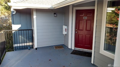 Bothell Condo/Townhouse For Sale: 3903 243rd Place SE #N301