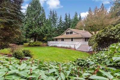 Woodinville Single Family Home For Sale: 18145 NE 197th Place