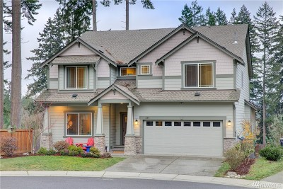 Lynnwood Single Family Home For Sale: 230 147th Place SE