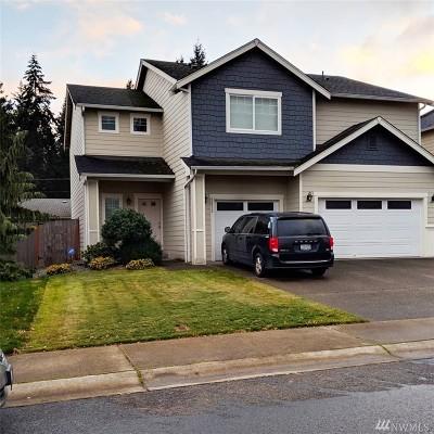 Pierce County Single Family Home For Sale: 3512 181st St E