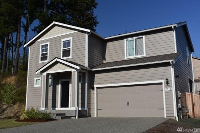 Olympia Single Family Home For Sale: 1718 Butler Ct NW