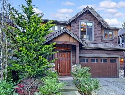 Issaquah Single Family Home For Sale: 2511 NW Alpine Crest Wy