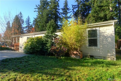 Bothell Single Family Home For Sale: 20524 32nd Dr SE