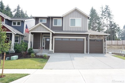 Puyallup Single Family Home For Sale: 12901 106th Av Ct E