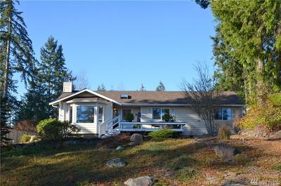 Mason County Single Family Home Sold: 240 E Mountain View Dr