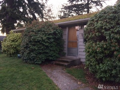Bothell Single Family Home For Sale: 23406 Meridian Ave S