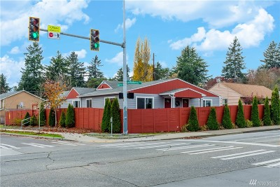 Seattle Commercial For Sale: 3003 SW Roxbury St