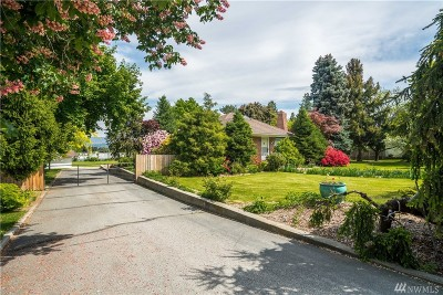Chelan County Single Family Home For Sale: 223 N Western Ave
