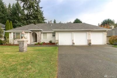 Pierce County Single Family Home For Sale: 2301 22nd Av Ct NW