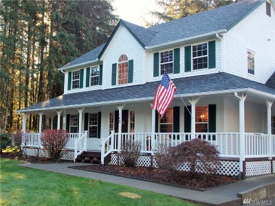 Chehalis Single Family Home For Sale: 140 Loganwood Dr