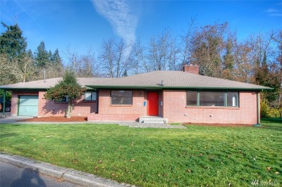 Olympia Single Family Home For Sale: 1030 Carlyon Ave SE