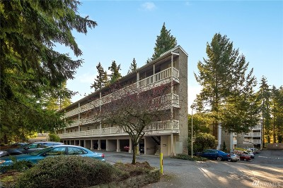 Bellevue Condo/Townhouse For Sale: 14527 NE 40th St #G302
