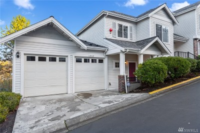 Woodinville Single Family Home For Sale: 15430 135th Place NE #36A