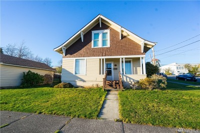 Lynden Single Family Home For Sale: 700 Judson St