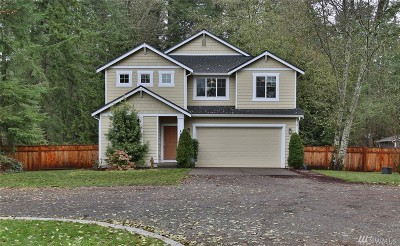 Gig Harbor Single Family Home For Sale: 13913 101st Ave Ct NW